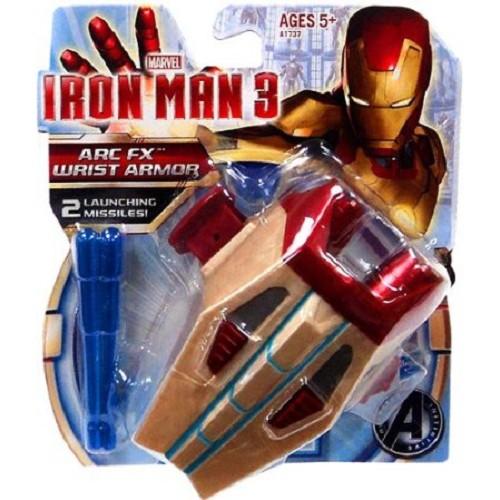 HASBRO Iron Man 3 Arc FX Wrist Armor [A1737] - Mainan Kostum dan Aksesoris